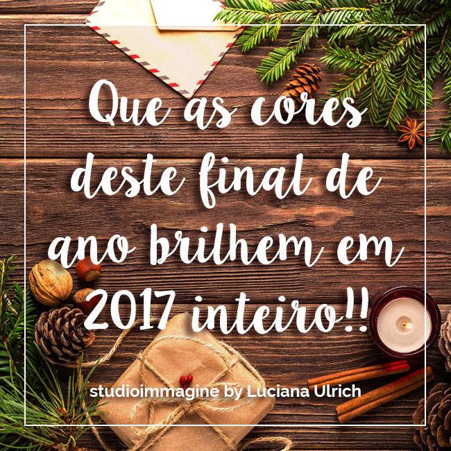 feliz 2017!! Boas festas!