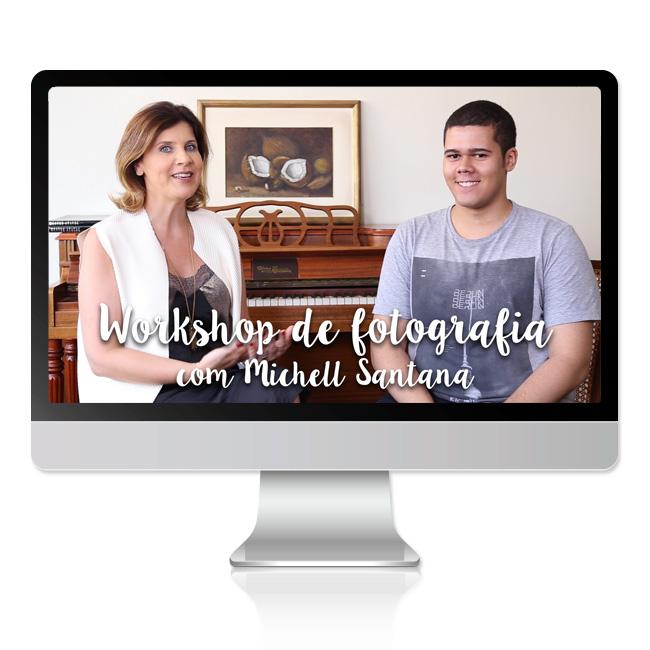 vídeo sobre o workshop de fotografia