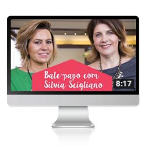 Vídeo sobre tendência com Silvia Scigliano