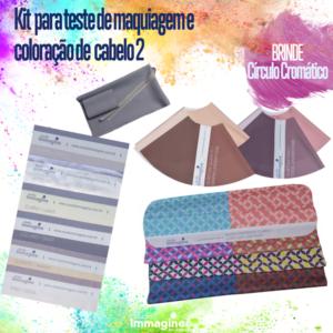 Tecidos Teste de Coloração Pessoal