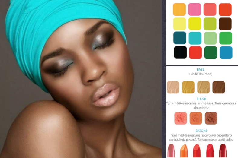 Como escolher a melhor maquiagem para cada tipo de pele?