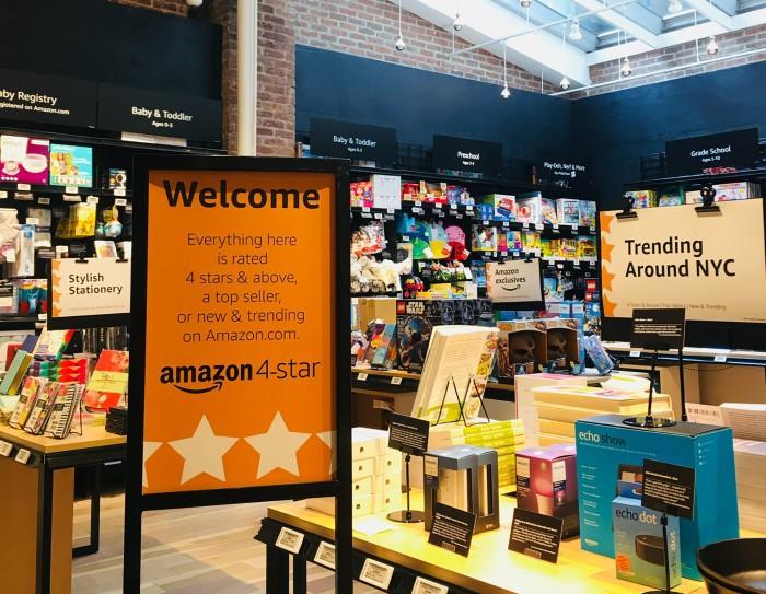 post 39 - novidades em NY - Amazon