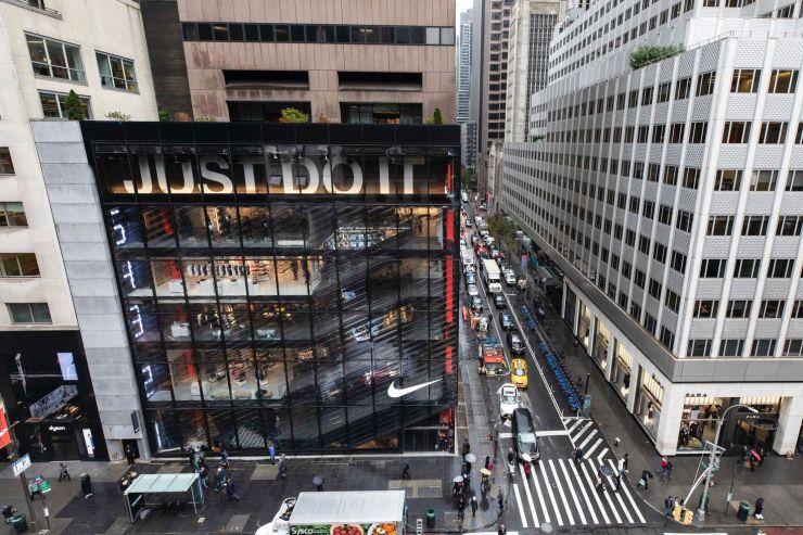post 39 - novidades em NY - Nike
