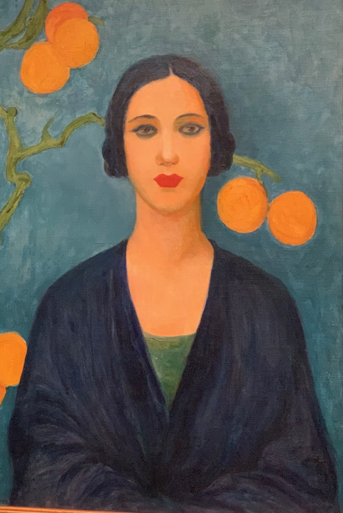 As cores de Tarsila do Amaral no Masp (2)