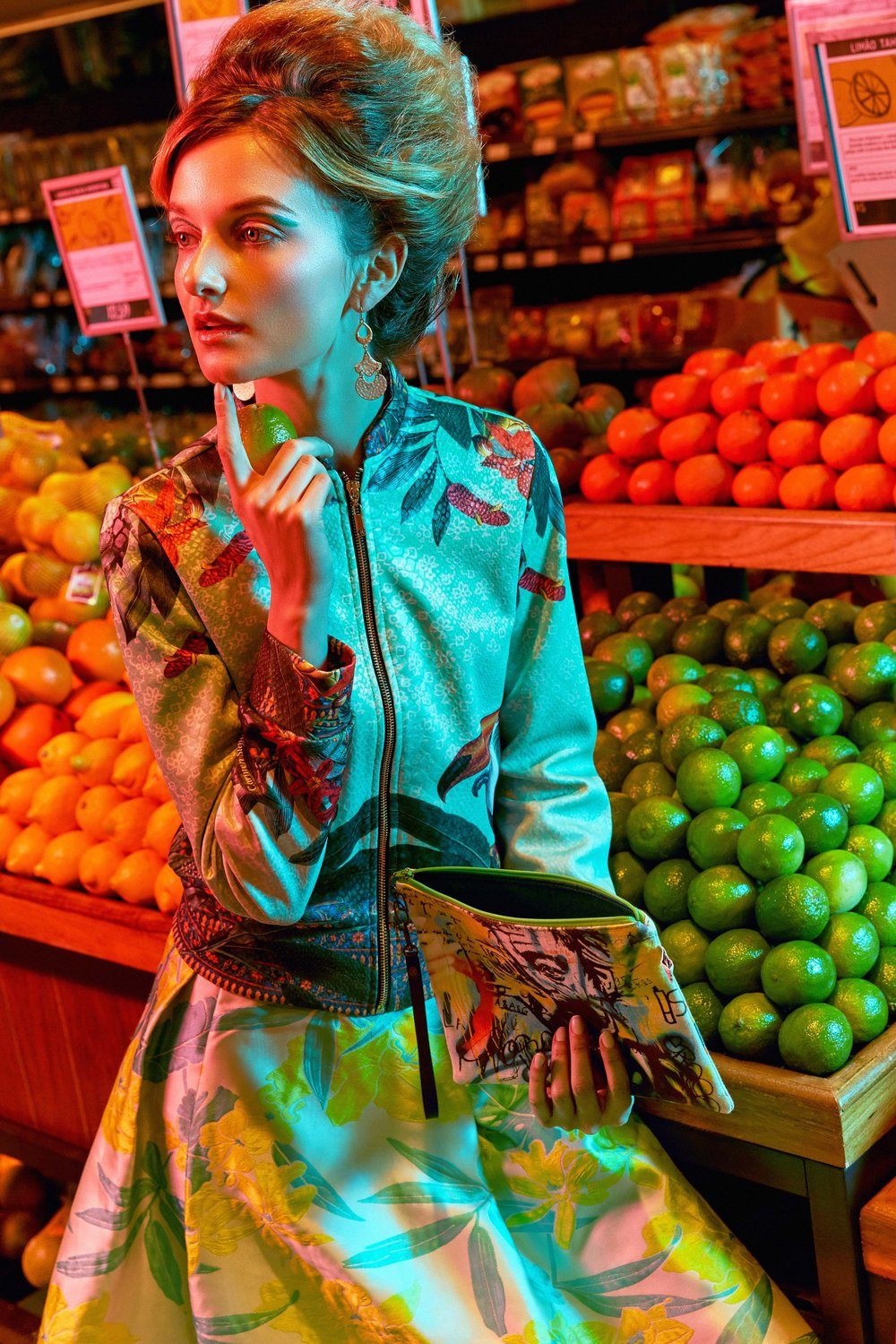 post 49 - Dione Occhipinti e styling - Marie Claire
