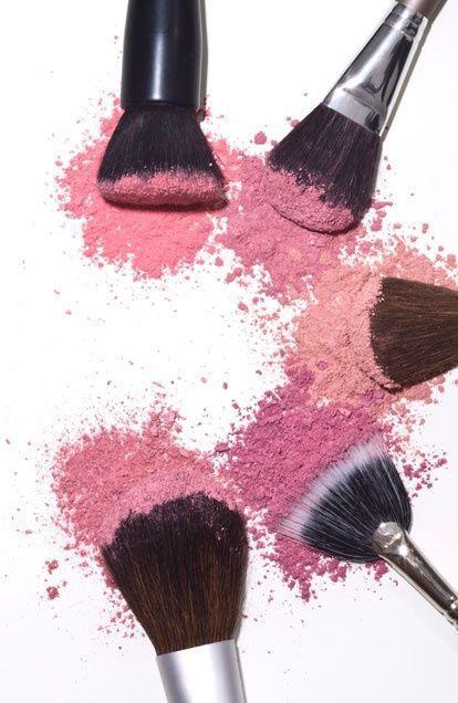Maquiagens e cores de verão