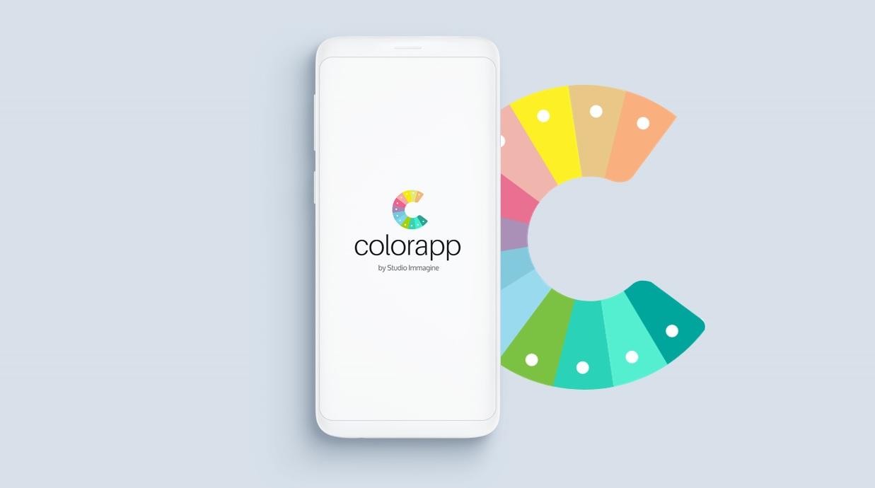 post 61 - colorapp - aplicativo da studio immagine