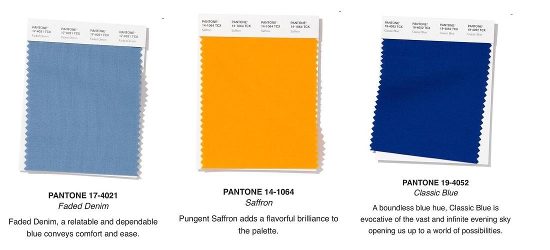 apostas de cor do ano 2021 Pantone