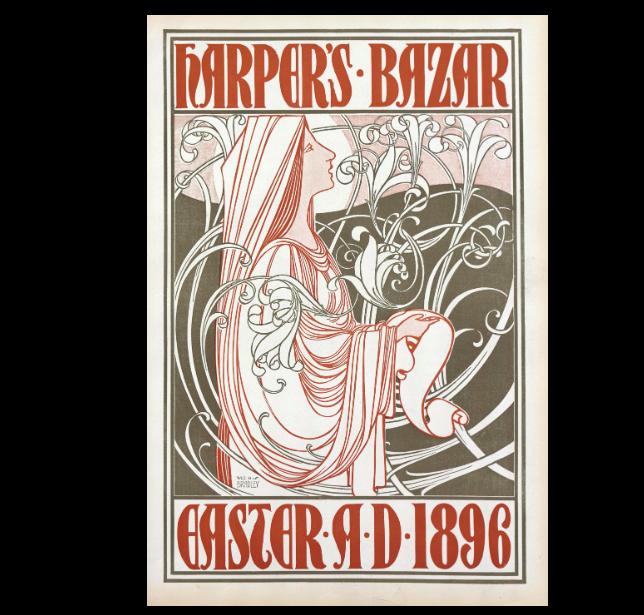 historia da revista harpers bazaar primeira ediçao