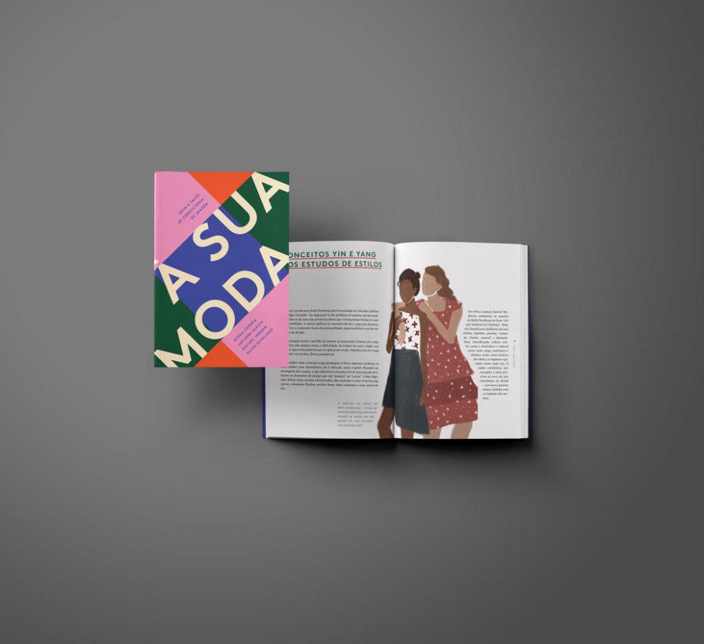"""capa do livro """"à sua moda"""""""