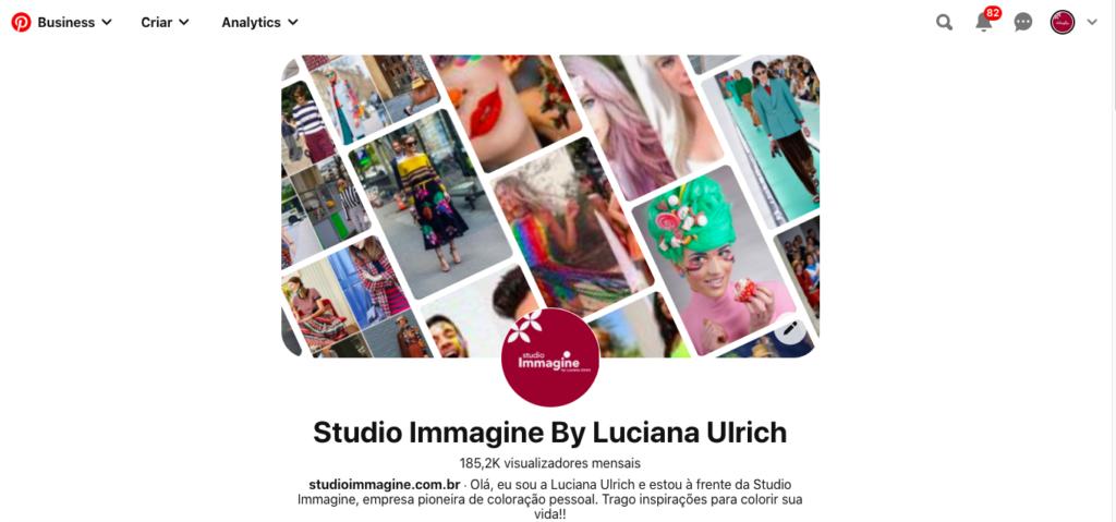Pinterest Luciana Ulrich