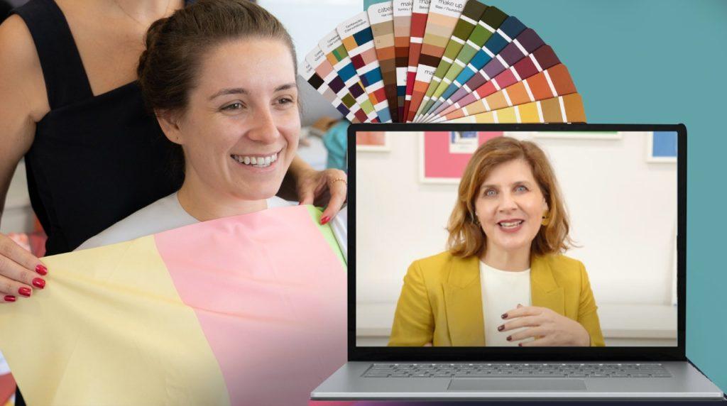 formação em coloração pessoal híbrido