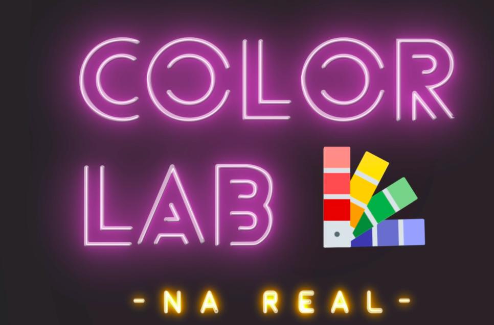 reality show de beleza - color lab na real
