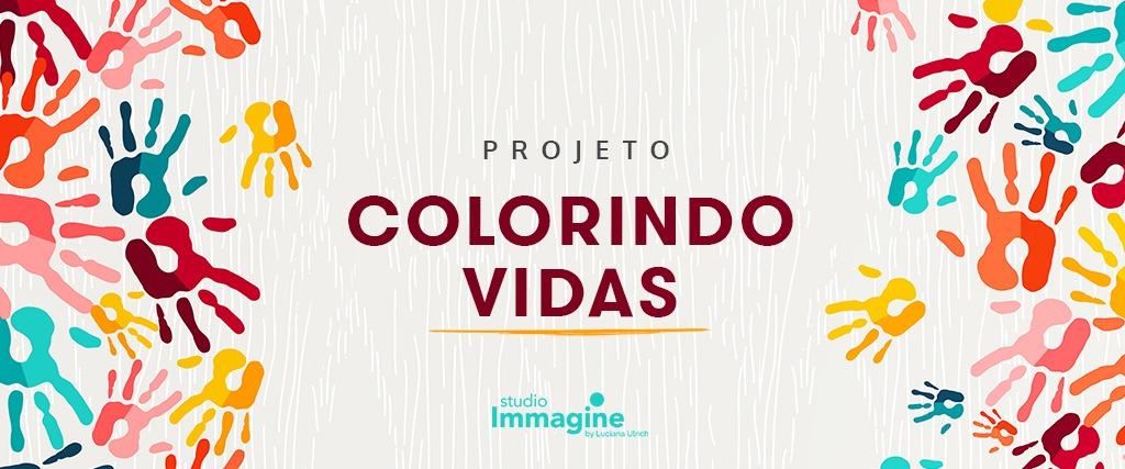 colorindo vidas oferece bolsas na Studio Immagine