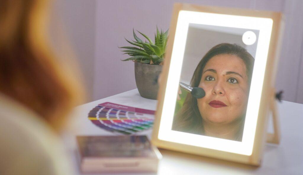 Espelhos de coloração pessoal Studio Immagine