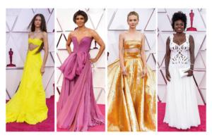 Coloração pessoal e o red carpet do Oscar