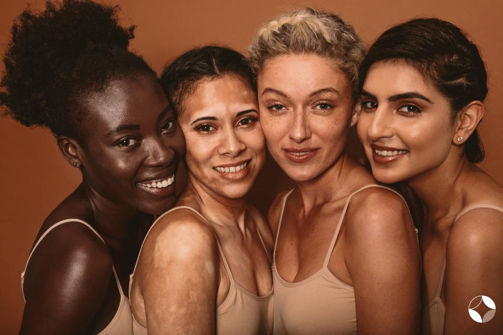 marcas de beleza e inclusão