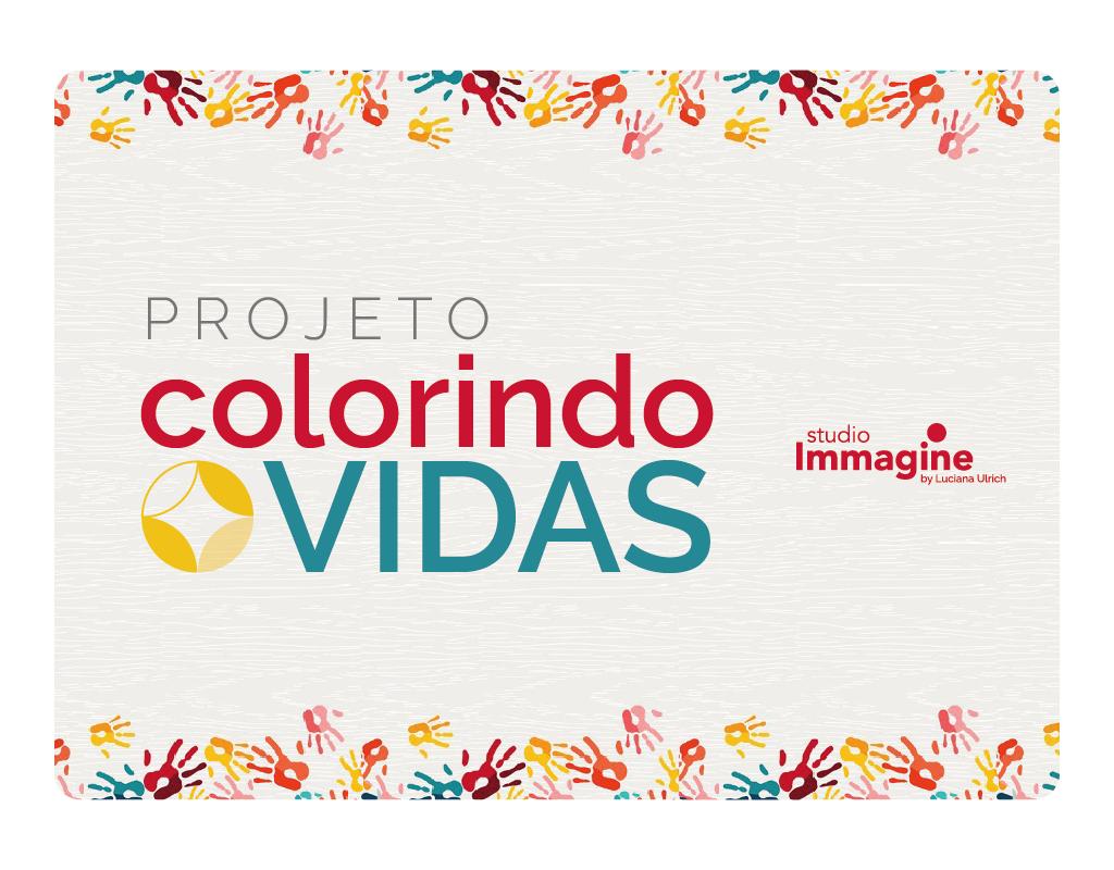 projeto colorindo vidas